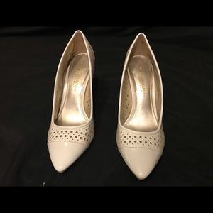 Christian Siriano Heels (White) US 8